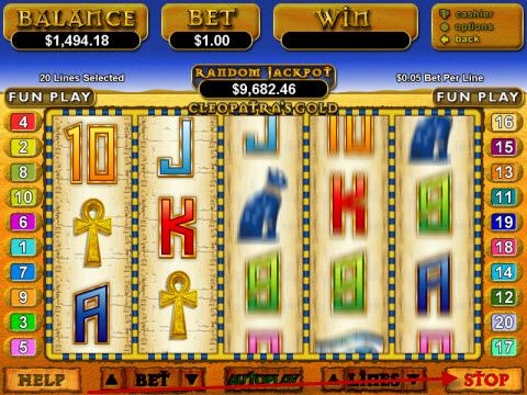 online slot machines play for real money