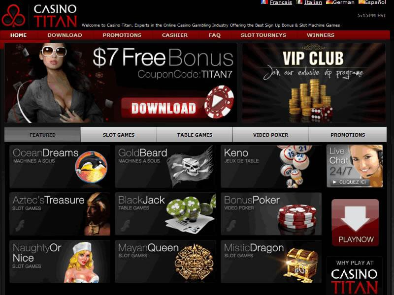 deposit casino bonus software soft category 1